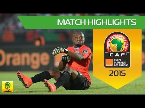 Zambia vs DR Congo AFCON 2015