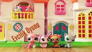 getlinkyoutube.com-Minişler Evcilik Oyunu | Cupcake Tv