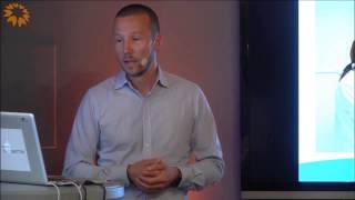 Varumärkesseminarium Västerbotten i Almedalen 2015 - Thomas Molén