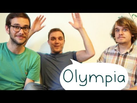 Olympia Spezial mit Frodo - Radio #26