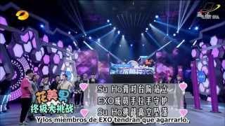 getlinkyoutube.com-[EXOPLANETSPAIN SUB ESP] 06.07.13 EXO | Happy Camp PARTE 2
