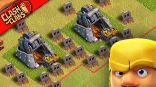 """getlinkyoutube.com-Clash of Clans: """"THE DEAD BASE QUEST!"""" WHATS HIDING IN GOLD LEAGUE?"""