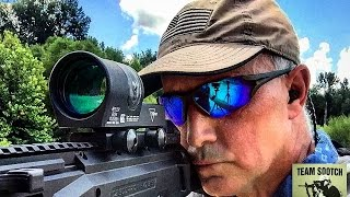 getlinkyoutube.com-Trijicon RX34 Reflex Sight  Awesome CQB Optic!