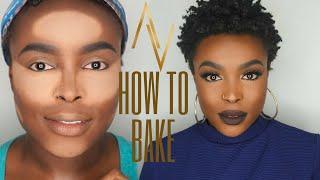 getlinkyoutube.com-Dark Skin | How To Bake Your Face