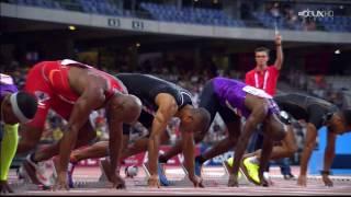 The Beautiful 100m - Usain Bolt, Asafa Powell, Tyson Gay, Justin Gatlin