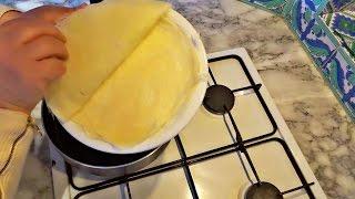 getlinkyoutube.com-عمل ورق الملسوقة بريك في البيت بطريقة سهلة وسريعة  - المطبخ التونسي زكية - Brik - Tunisian Cuisine