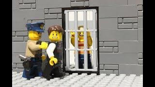 getlinkyoutube.com-Lego Jail  (Funny)