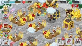 getlinkyoutube.com-Knights And Dragons | Hack Free Gems Part 2|