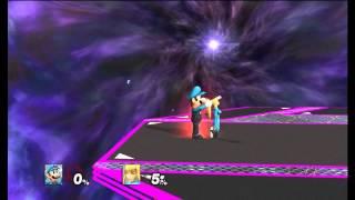 getlinkyoutube.com-Luigi Is A Pervert in Super Smash Bros (Mod/Hack)