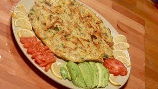 getlinkyoutube.com-مطبخ الأكلات العراقية - قرص البطاطا بالبيض