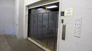 getlinkyoutube.com-ANNOYING/Confused Otis Hydraulic Freight Elevator in A&S-KoP Mall Upper Merion, PA