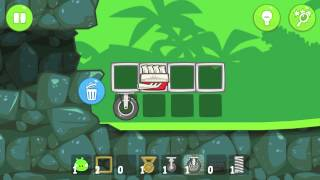 getlinkyoutube.com-Let's Play Bad Piggies Part 8 - I DON'T KNOW HOW TO READ!!
