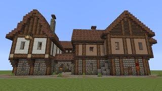getlinkyoutube.com-Minecraft Fachwerkhäuser