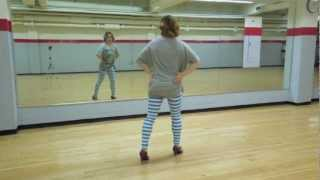 Gee SNSD Dance Tutorial Step by Step