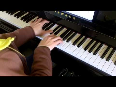 ABRSM Piano 2013-2014 Grade 5 A:1 A1 JCF Bach Allegretto in F Performance