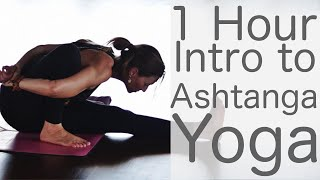 Ashtanga Yoga one hour intro class -  With Fightmaster Yoga