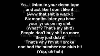 getlinkyoutube.com-Eminem - I'm Shady Lyrics