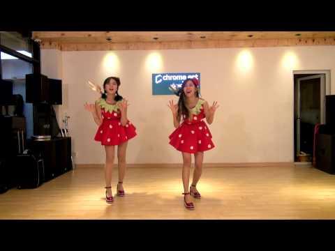 [Crayon Pop&Bob Girls] 엘린&유정 - OK (Cover Dance)