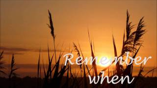 getlinkyoutube.com-Remember When - Alan Jackson Lyrics