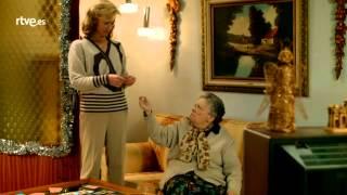 La abuela Herminia, drogada con una galleta de marihuana en 'Cuéntame cómo pasó'