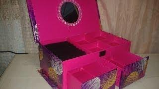 getlinkyoutube.com-Alhajero hecho con caja de zapatos
