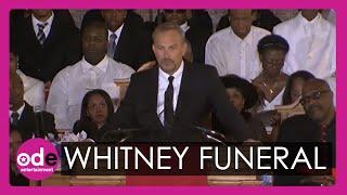 getlinkyoutube.com-Kevin Costner's emotional speech in full at Whitney Houston's funeral