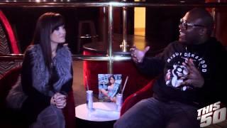 getlinkyoutube.com-Lisa Ann Gave Head To a Random Guy In a Cab; Meeting 50 & Lebron