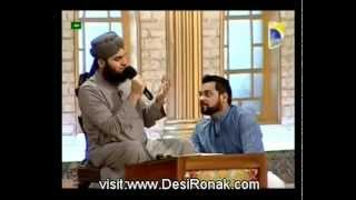 getlinkyoutube.com-Hasbi Rabbi Jallallah Ahmed Raza Qadri Pehchan Ramzan 4 August
