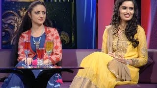 getlinkyoutube.com-Onnum Onnum Moonu Season 2 I Ep 18 - With Nandini and Paris Lakshmi I Mazhavil Manorama