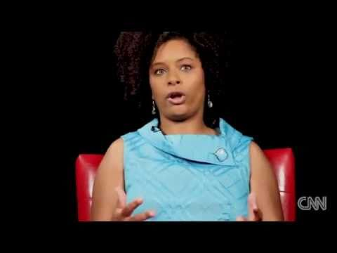 Keneesha Hudson Talks Black Women and Natural Hair (CNN Report)
