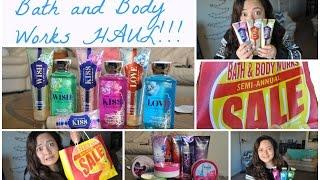 getlinkyoutube.com-BATH & BODY WORKS HAUL!!! |Semi-Annual Sale 2015|