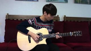 getlinkyoutube.com-(Coldplay) Viva La Vida - Sungha Jung