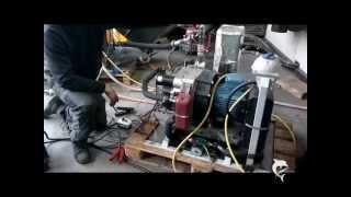 getlinkyoutube.com-Step by Step Tar Free Gasifier 2.0