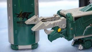 getlinkyoutube.com-仮面ライダーオーズ トリケラカンドロイド カンドロイド08 Masked Kamen Rider OOO Candroid Series
