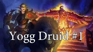 getlinkyoutube.com-Hearthstone Midrange Yogg Druid S26 #1: Backup Plan