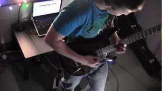 getlinkyoutube.com-BANGARANG - SKRILLEX Ft. Sirah - Cole Rolland [Guitar Remix]