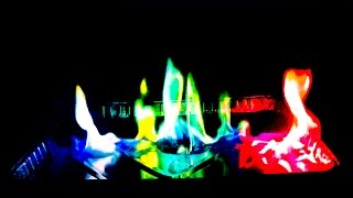 Make Colorful Fire Flames ~ Incredible Science