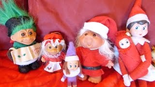 getlinkyoutube.com-Elf on the Shelf: Invasion of the Trolls!