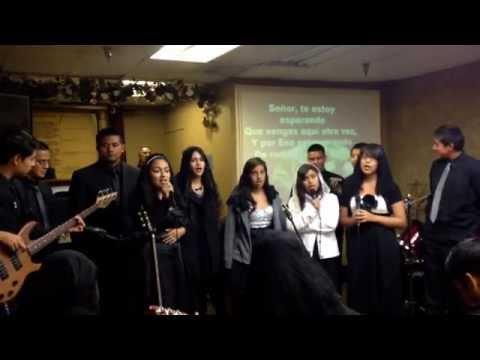 Iglesia de Dios (Israelita) los jóvenes de Garden Grove , CA