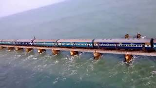 getlinkyoutube.com-Top 10 Dangerous Railway Bridges in the World
