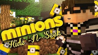 Minecraft MINIONS HIDE N SEEK 2! ~ SkyDoesMinecraft