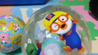 getlinkyoutube.com-뽀롱뽀롱 뽀로로 크롱 에디 패티 포비 주사위 공놀이 세트 1기 2기 3기 4기 5기  Pororo Toy - Buri Toy Play
