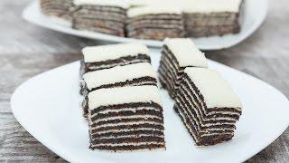 getlinkyoutube.com-Bebina kuhinja - Posna torta sa makom - Domaći video recept