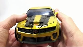 Costco Exclusive; Transformers Battle Ops Bumblebee Video Review