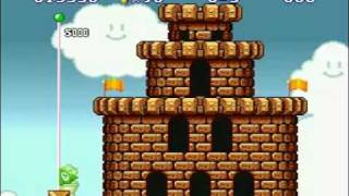 getlinkyoutube.com-TAS Super Mario All-Stars Super Mario Bros. 2 The Lost Levels SNES in 35:08 by Cpadolf