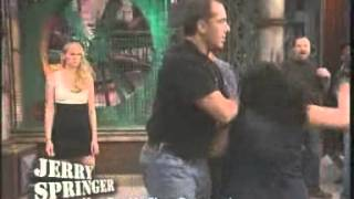 You Got My Sister Pregnant! (The Jerry Springer Show)
