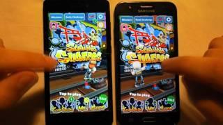 getlinkyoutube.com-doogee x5 vs samsung j5 сравнение смартфонов Doogee против Samsung
