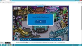 getlinkyoutube.com-The Best Club Penguin Private Server!