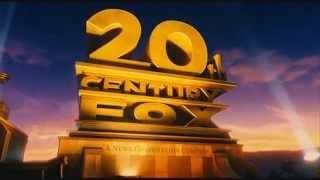 20th Century Fox on Paper Sheet
