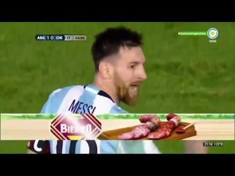 Lionel messi is banned for four game because of his behaviour with linesman referee vs chili